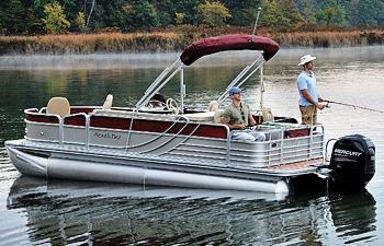 South Bay Pontoon Boats - Top Notch Marine