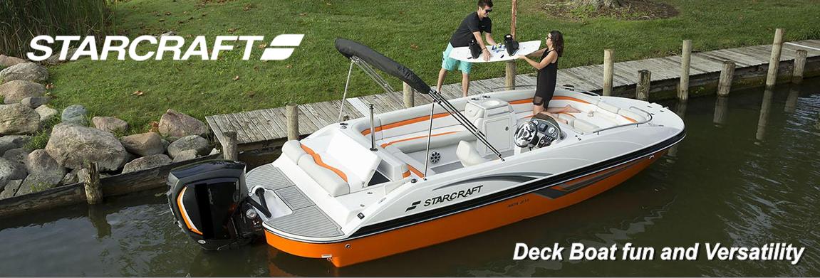 Top Notch Marine - Full service boat dealership