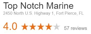 Google Review Score