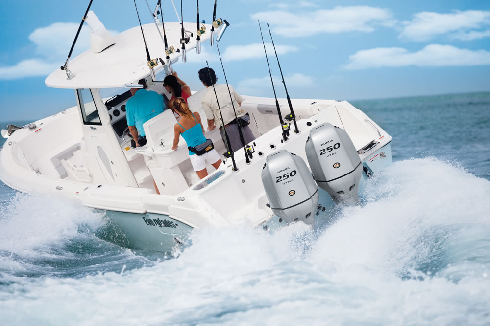OUTBOARD FISHING BOAT SALES