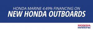 Honda Marine Financing on New Honda Outboard