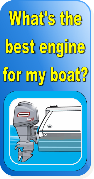 Whats the best engine for my boat