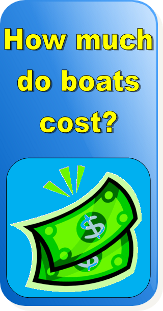 How much do boats cost