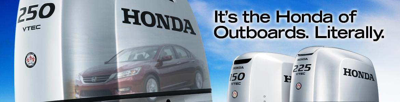 Honda Outboard Sale
