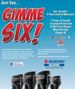 Gimme Six Promo