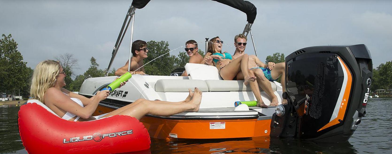 Starcraft Boat Fun