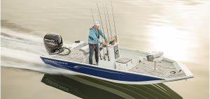 Aluminum Bay Boat for Sale 1800 Bay
