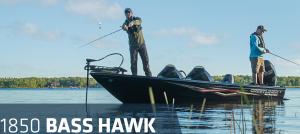 Bass Hawk Boat