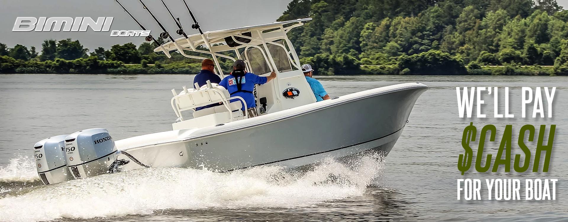 Top Notch Marine Full Service Boat Dealership