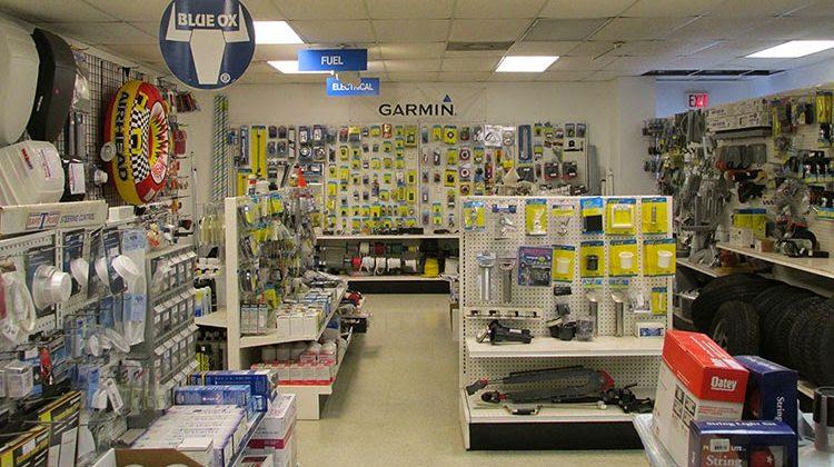 parts department