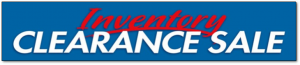 Boat Inventory Clearance Sale